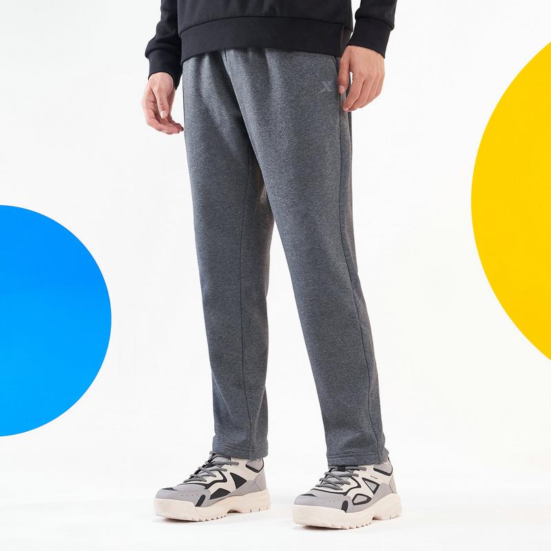 【预售到手69元】男子针织长裤 新款 休闲时尚百搭散口加绒针织裤880429630143