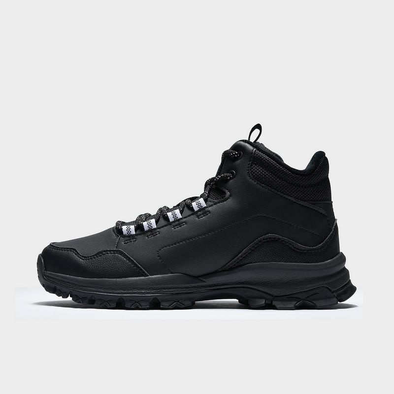 特步 专柜款 男子棉鞋 20年冬季新款 户外加绒中帮休闲鞋980419371220