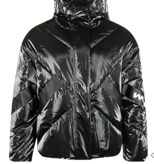 特步 专柜款 新款 冬季宽松保暖防风抗寒运动羽绒服980428190533