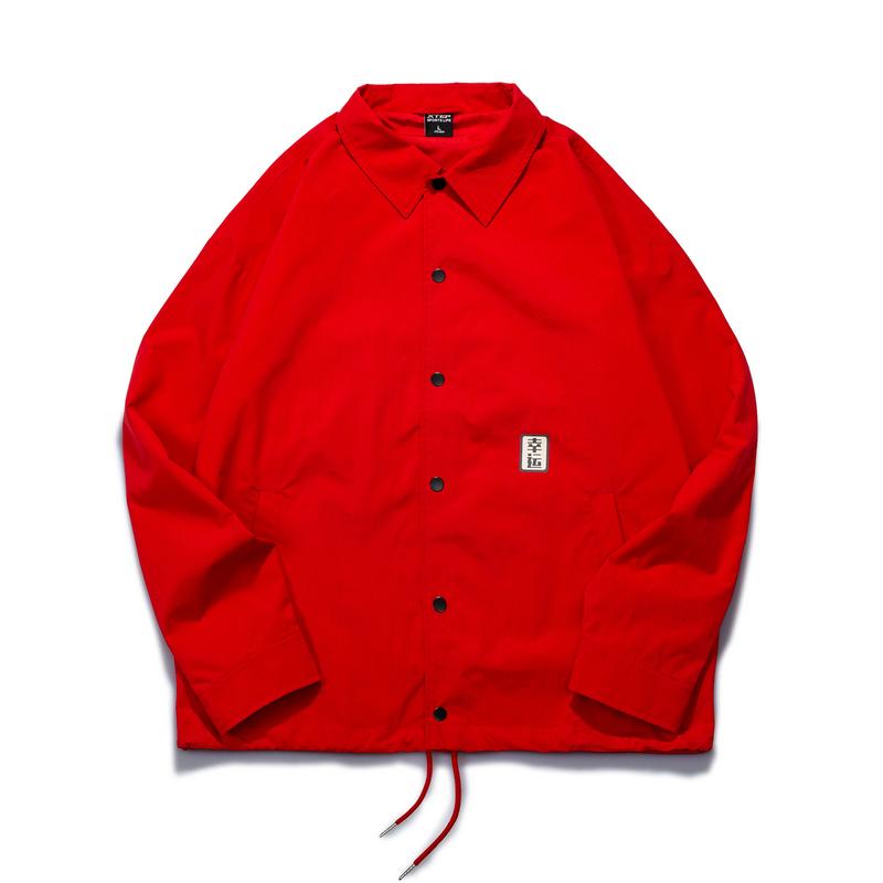 【酒精过敏系列】男子双层夹克 21年新款 潮流百搭外套879129120129