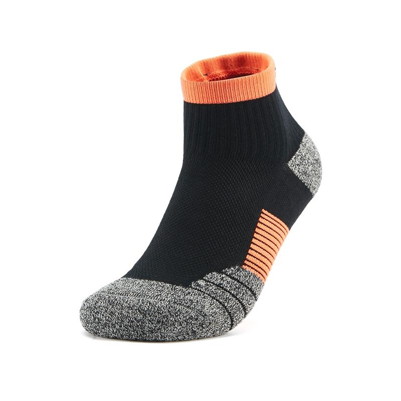 特步 男子袜子 21年新款 (3双装)男子跑步中袜879139510034