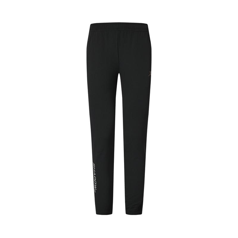 特步 专柜款 20年新款 女子梭织长裤 舒适保暖轻便时尚长裤980428980108