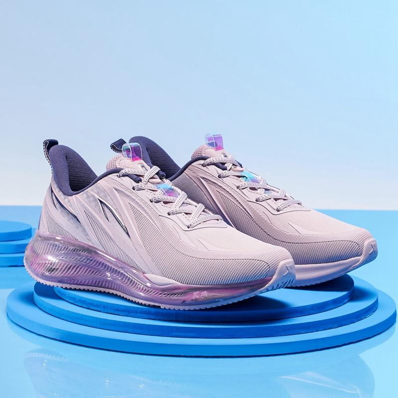 【风火鞋23代】专柜款 女子跑鞋 新款革面运动鞋980418110998