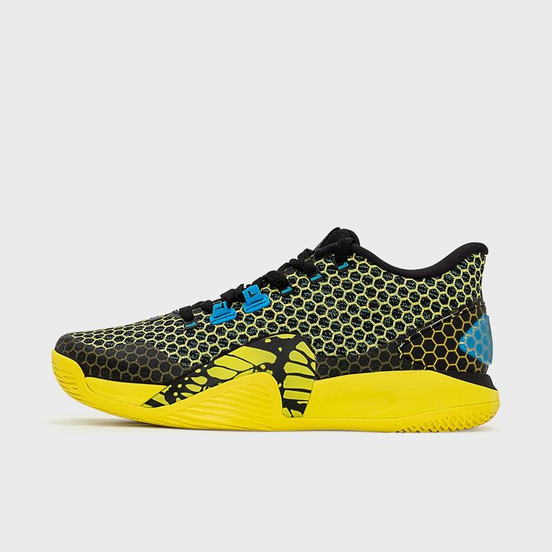 【林书豪同款】特步 专柜款 男子跑鞋 新款 高帮实战百搭篮球鞋980419121522