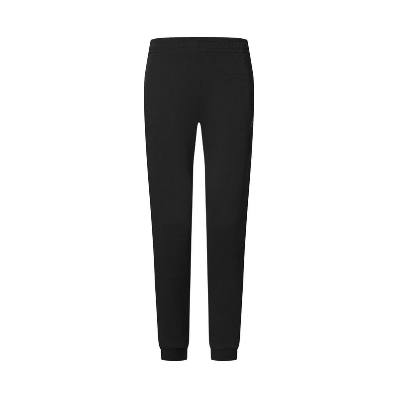特步 专柜款 女子针织九分裤 21年新款 休闲训练跑步针织裤979128840247