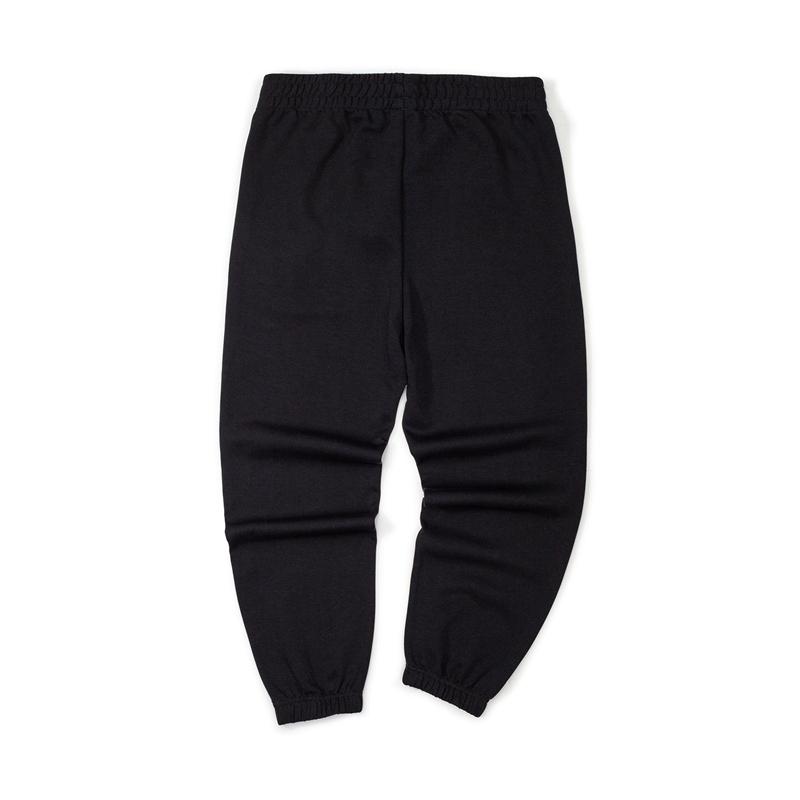 特步 女子针织长裤 21年新款 都市系列收脚针织裤879128630186