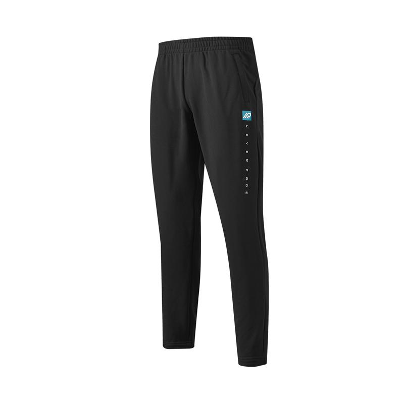 特步 专柜款 男子针织长裤 21年新款 运动跑步综训休闲长裤979129630294
