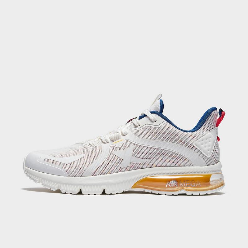 特步 专柜款 男子跑鞋 21年新款 减震气垫运动鞋979119110952