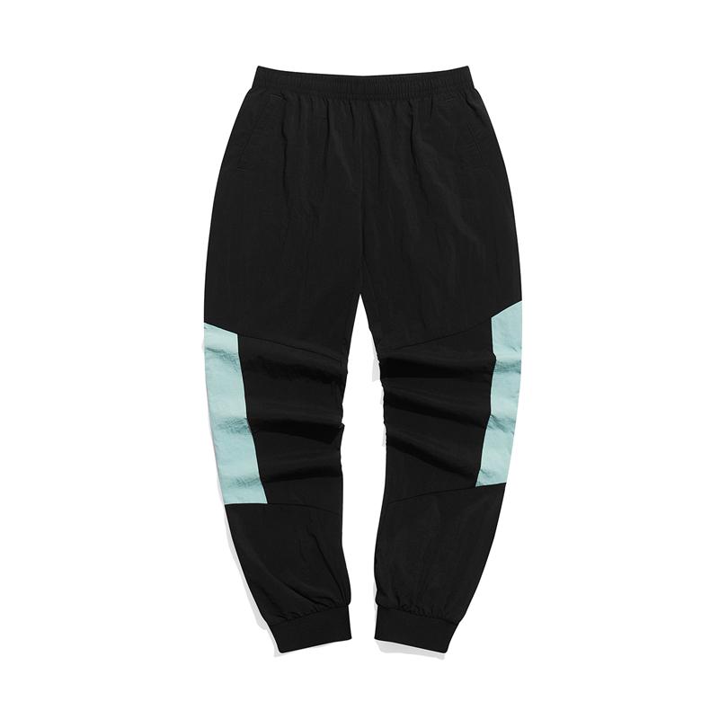特步 专柜款 女子梭织长裤 21年新款 潮流百搭活力休闲裤979128560005