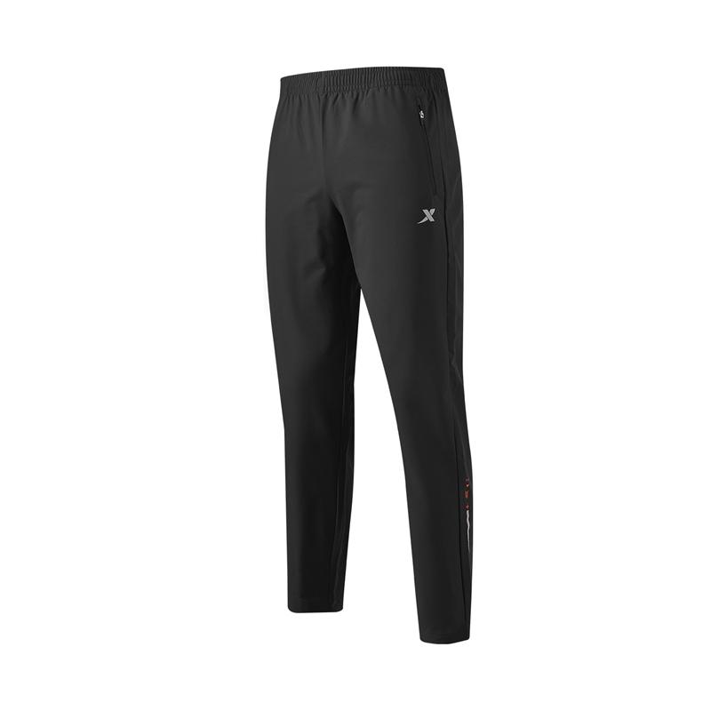 特步 专柜款 男子梭织运动长裤 21年新款 跑步健身长裤979129980186