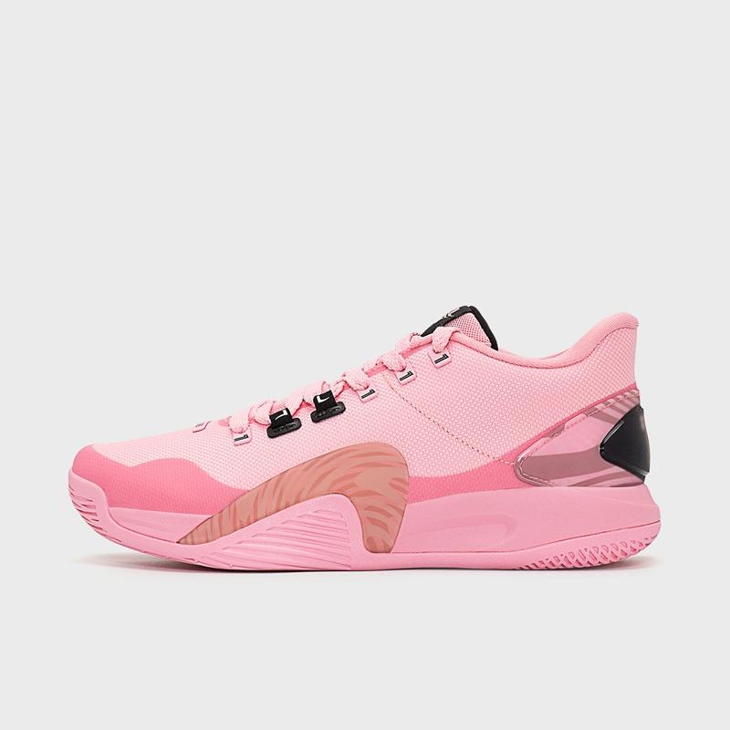 【林书豪同款】特步 专柜款 男子篮球鞋 21年新款 街头潮流中帮减震篮球鞋979119121510