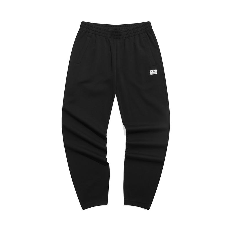 特步 专柜款 男子针织长裤 21年新款 都市休闲百搭长裤979129630116