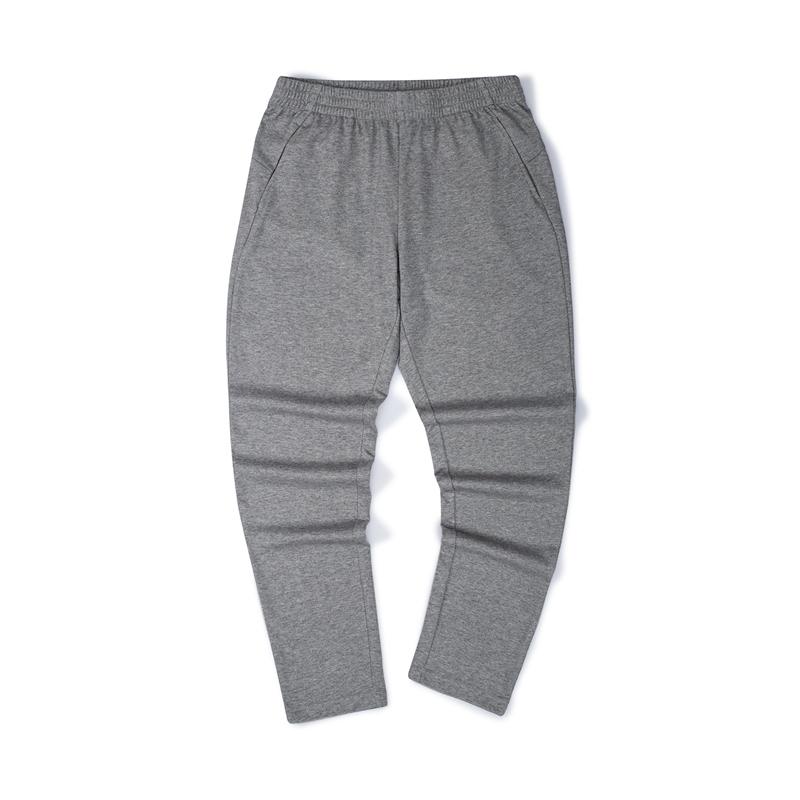 特步 女子针织九分裤 21年新款  运动健身瑜伽针织裤879228840253
