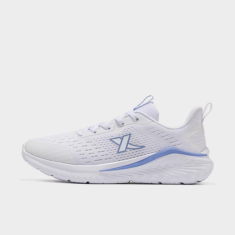 【氢风科技】特步 女子跑鞋  2021新款春夏季网面跑鞋透气跑步鞋879218110532