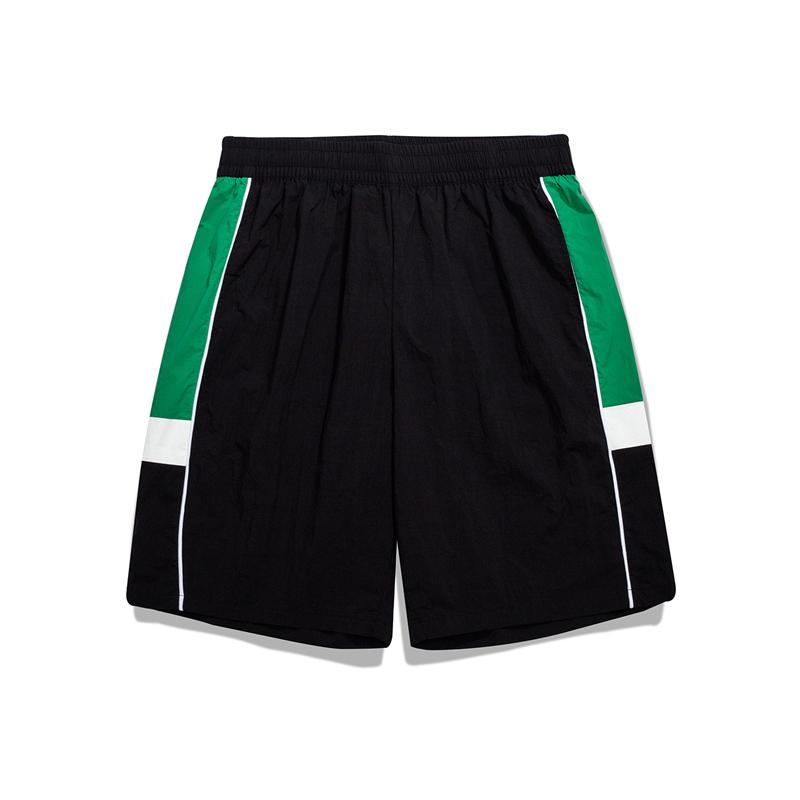 特步 男子短裤 夏季新款舒适透气百搭奥运中裤879229680220