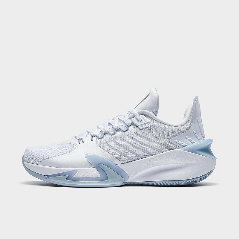 【轻羽2代】专柜款 男子篮球鞋 21年新款 炫彩时尚缓震弹耐磨篮球鞋979219121373