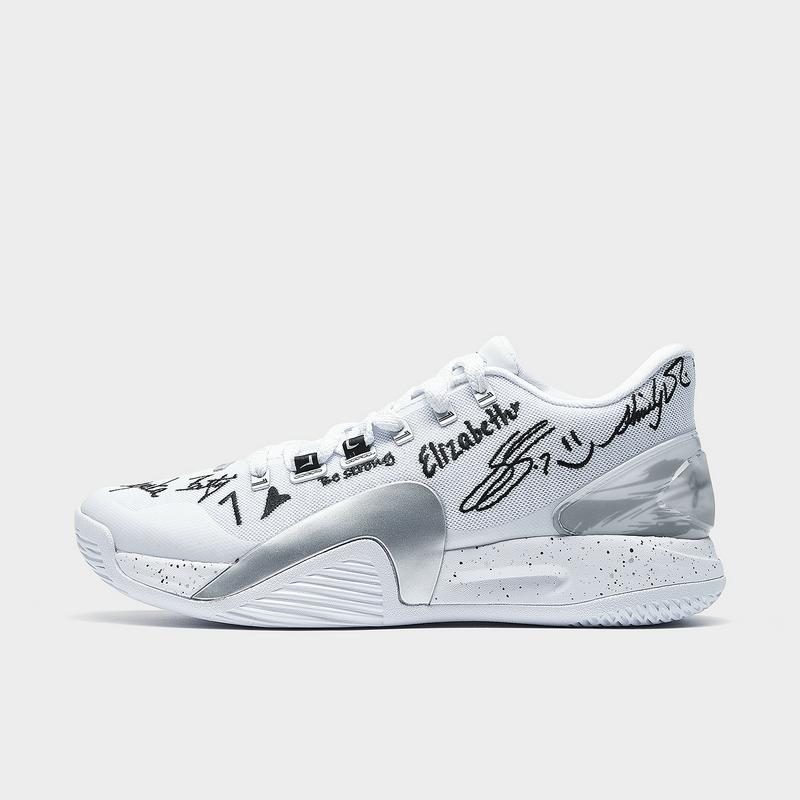 特步 专柜款 男子篮球鞋 21年新款 中帮街头潮流减震球鞋979219121511