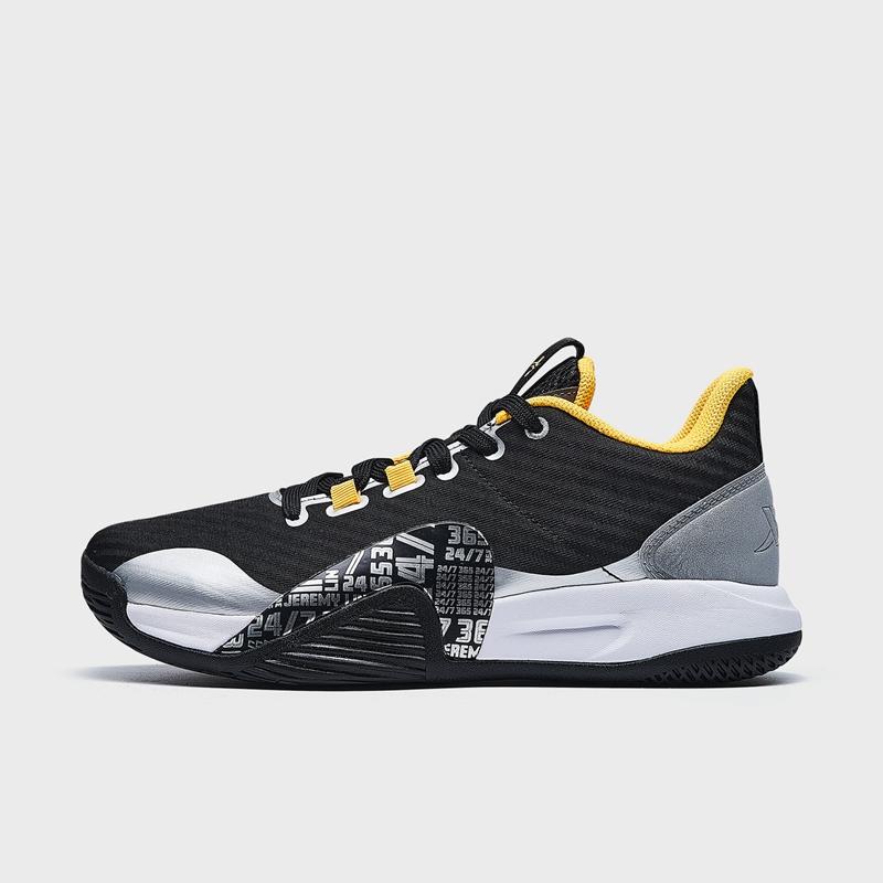 特步 专柜款 男子篮球鞋 21年新款 潮流厚底中帮运动鞋979219121519