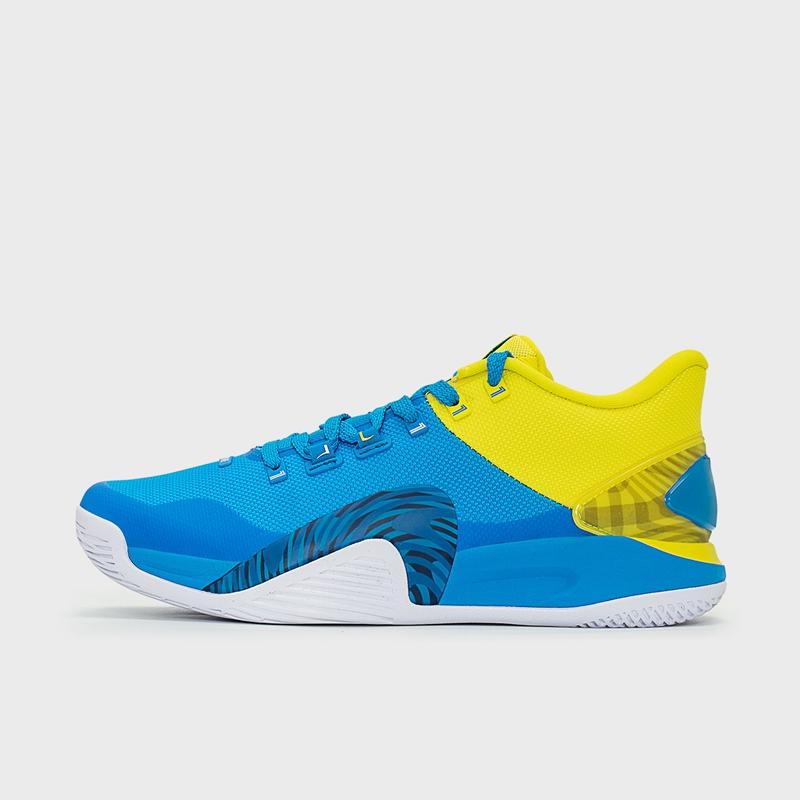 【林书豪同款】特步 专柜款 男子篮球鞋 潮流炫酷运动鞋980419121508