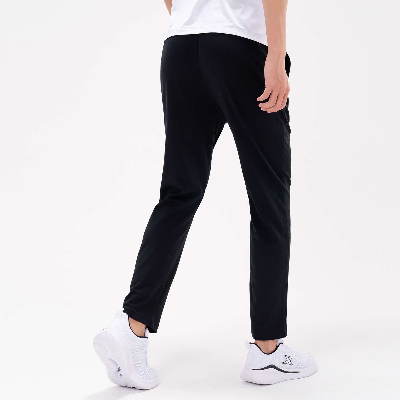 特步 专柜款 男子针织长裤 21年新款 夏季新款都市潮流休闲长裤 979229630290