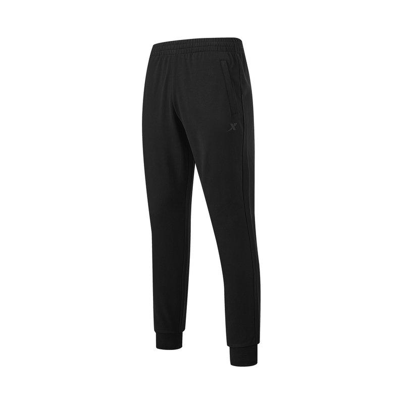 特步 专柜款 男子针织长裤 21年新款 夏季新款时尚运动休闲长裤 979229630295