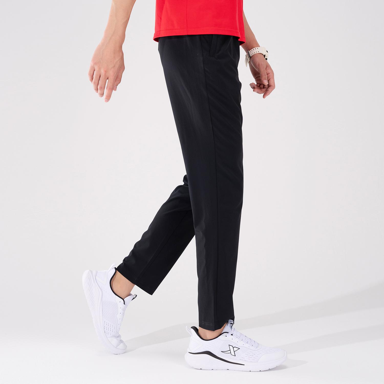 特步 专柜款 男子梭织运动长裤 21年新款 夏季新款运动时尚百搭长裤 979229980237