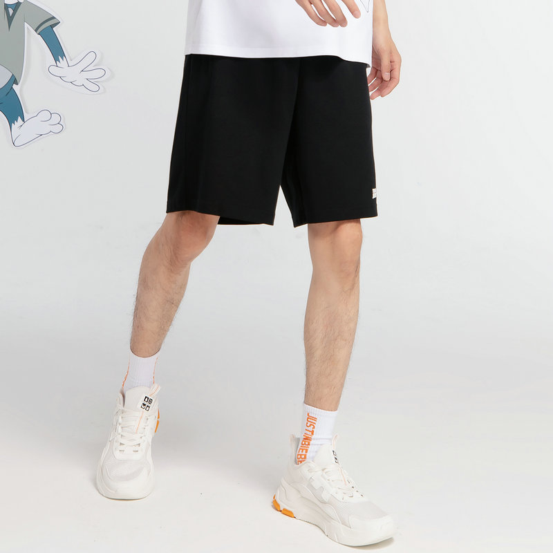 【猫和老鼠】特步 男子短裤 21年新款猫和老鼠联名潮时尚休闲百搭短裤879227610323