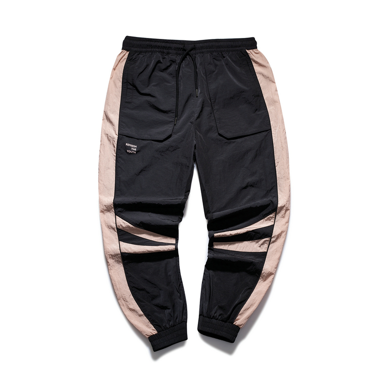 特步 女子梭织运动长裤 21年新款 综合跑步运动休闲长裤879128980155