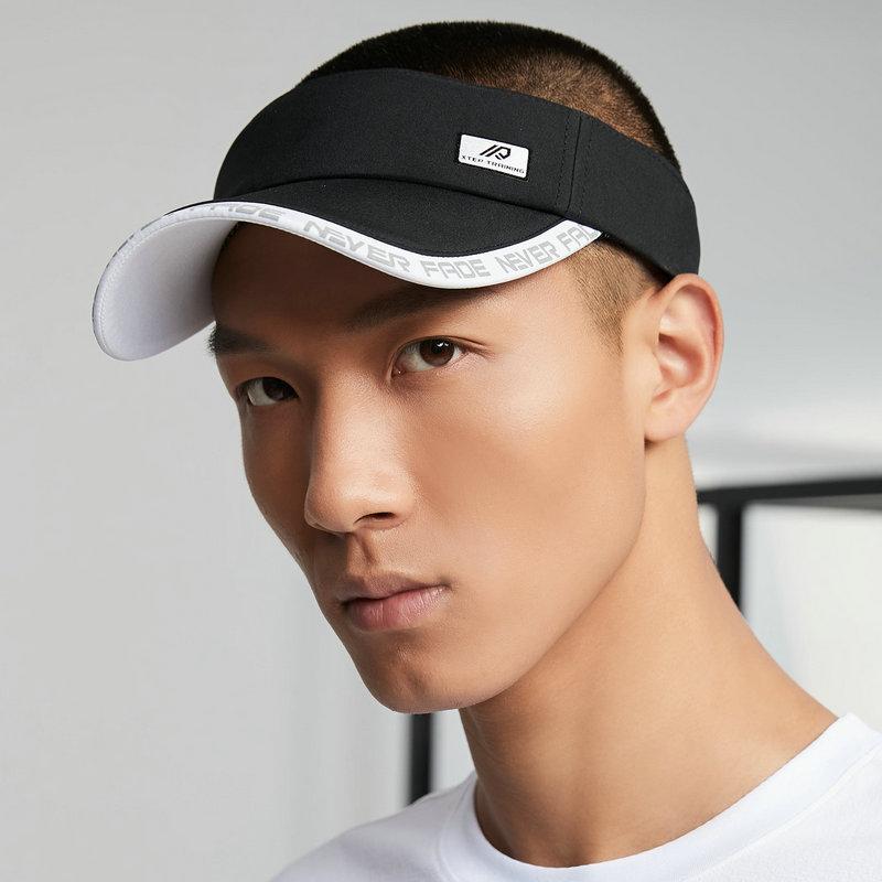 男女同款帽子 21年新款 运动骑行透气经典防晒空顶帽879237260018