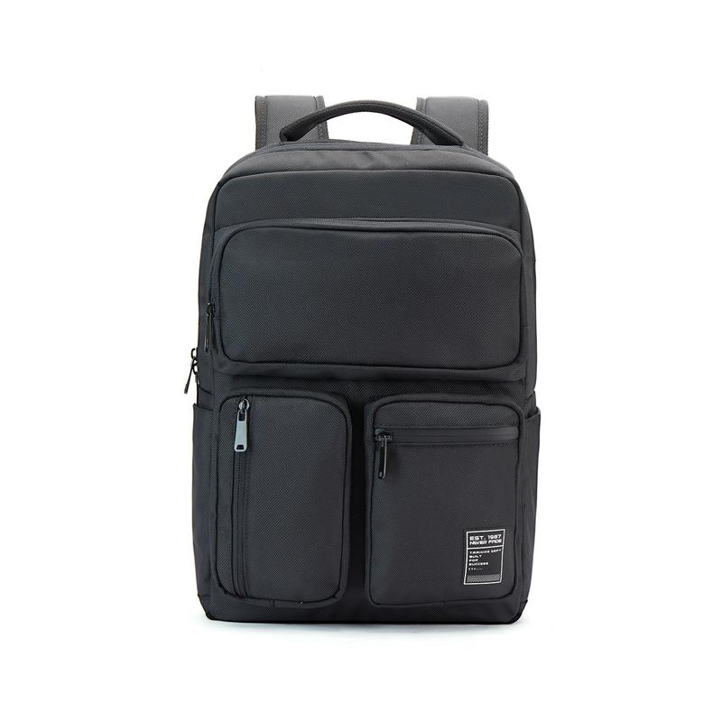"""【会""""弹""""的肩带】特步 专柜款 男女双肩包 21年新款 中性书包运动背包旅游包休闲包979237111518"""