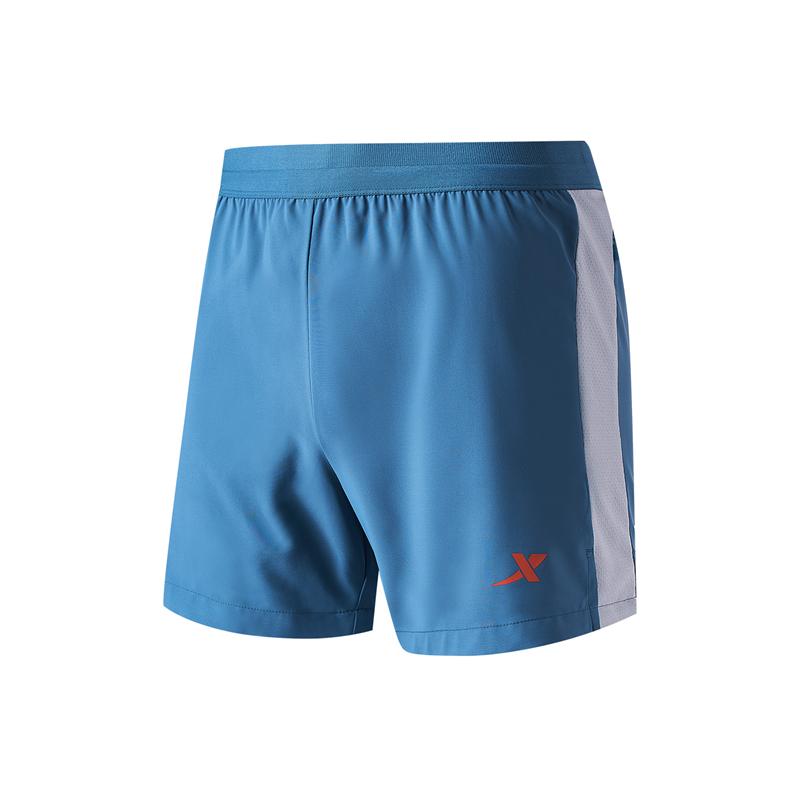 特步 专柜款 男子梭织运动短裤 21年新款 时尚休闲运动跑步短裤979129240168