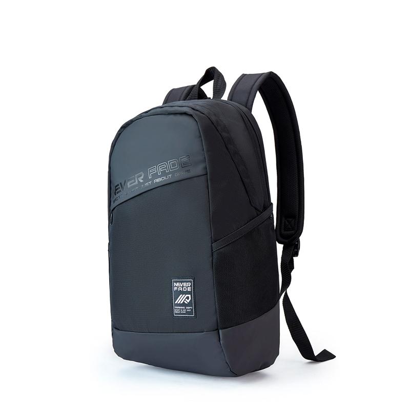 特步 专柜款 男女双肩包 21年夏季新款 中性双肩包书包运动背包979237111521