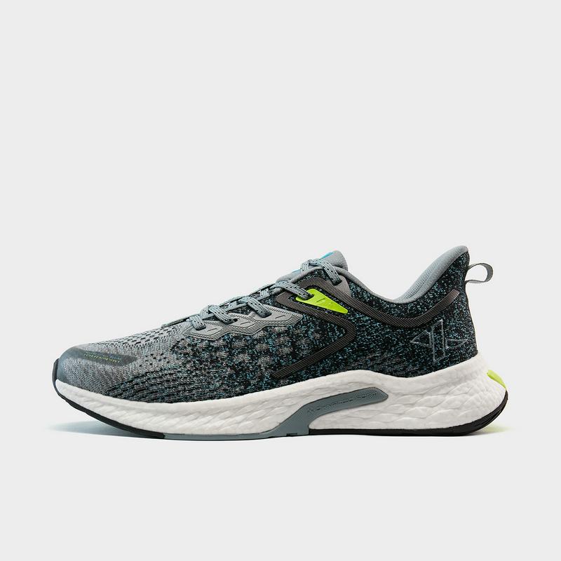 【动力巢科技】专柜款 男子跑鞋 21年新款 回弹网面透气缓震运动鞋979119111017