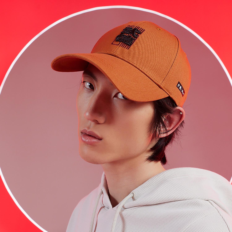 【少林】特步 男女同款运动帽 21年新款 潮流时尚舒适休闲鸭舌帽879337210017