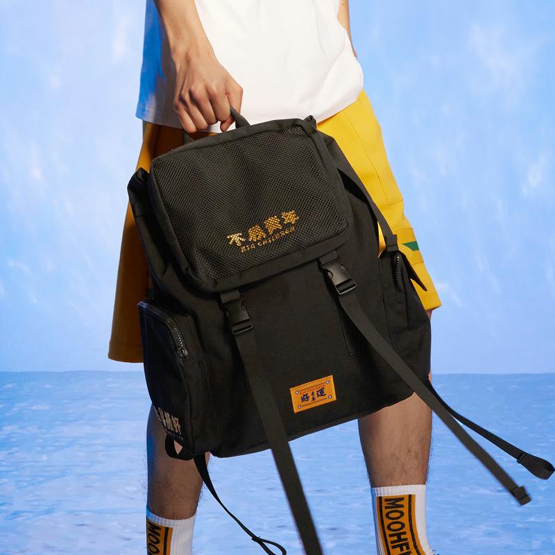 男女双肩包 21年夏季新款 中性双肩包男女书包运动背包旅游包休闲包879237110074