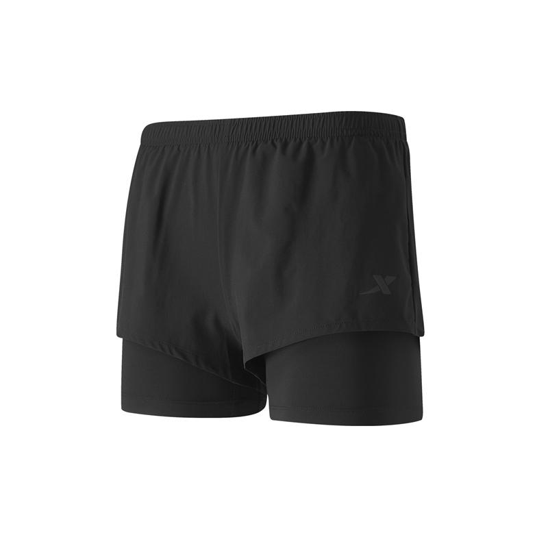 专柜款 女子梭织运动短裤 21年新款 运动跑步舒适瑜伽女子短裤979228240216