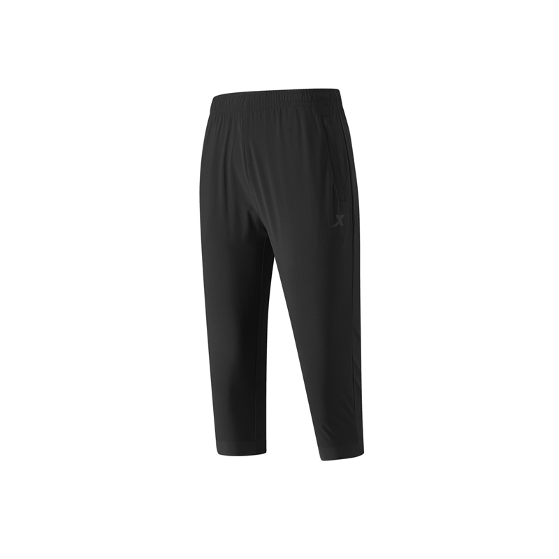 专柜款 女子梭织运动七分裤 21年新款 运动跑步瑜伽休闲女子短裤七分裤979228240216