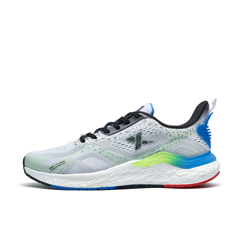 【东京城市系列】【动力巢7.0】特步 专柜款 男子跑鞋 21年新款舒适运动男子跑鞋979319110226