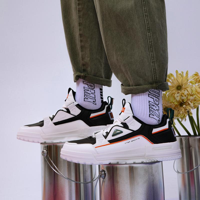 【纪元】男子休闲鞋 21年新款 舒适百搭潮流男子板鞋879319310039