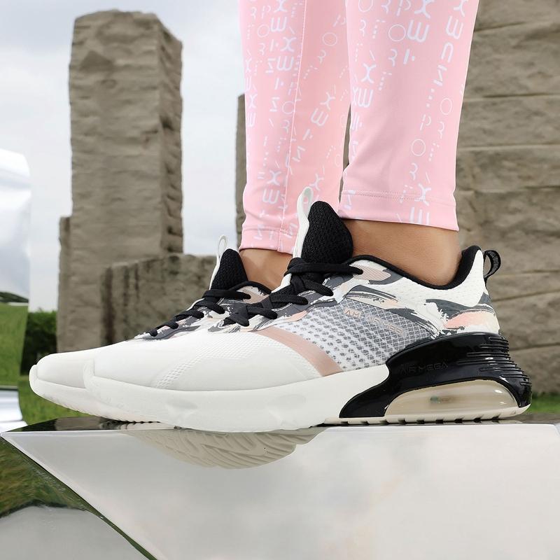 女子跑鞋 21年新款 半掌气垫减震舒适运动女跑鞋879318110006
