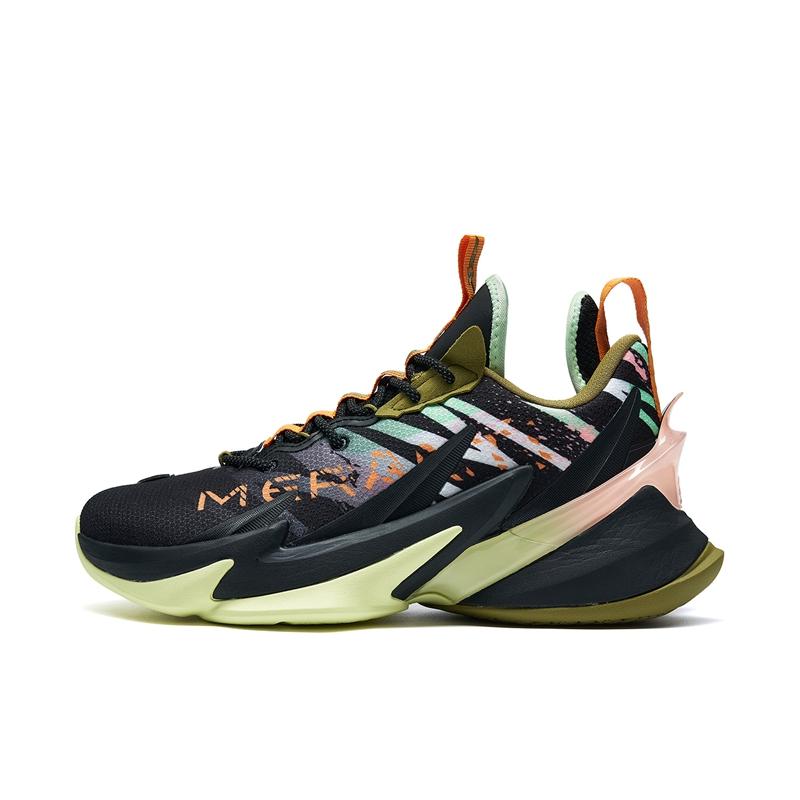【战獒2.0】特步 专柜款 男子篮球鞋 21年新款 减震耐磨舒适高帮男子篮球鞋979319120003