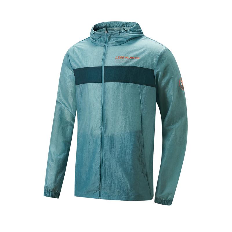 【循造未来】专柜款 男子单风衣 21年新款 环保可降解聚乳酸时尚外套979329140395