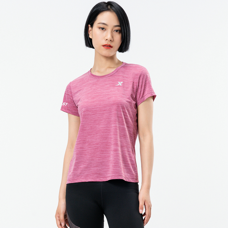 女子短袖针织衫 21年新款 跑步运动透气舒适女T恤979228010552