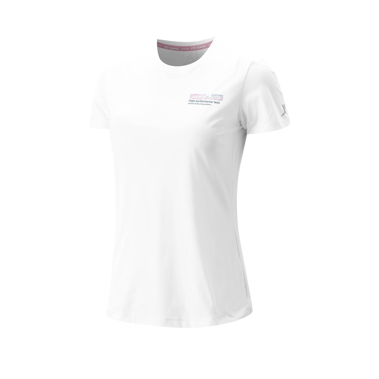 专柜款 女子运动短袖 21年新款快干透气简约休闲T恤979328010215