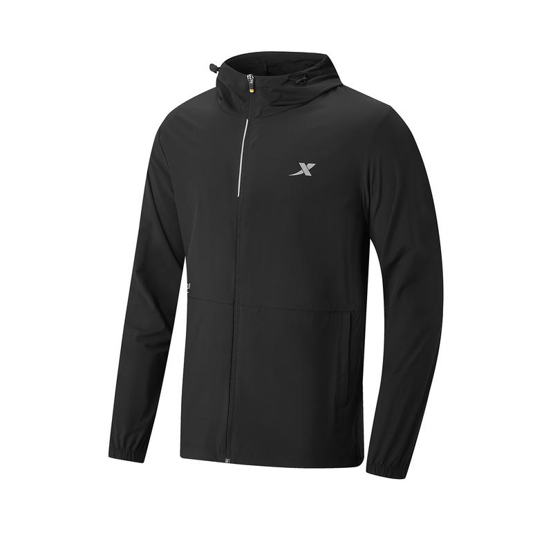 专柜款 男子保暖风衣 21年新款 时尚跑步运动外套979329160257