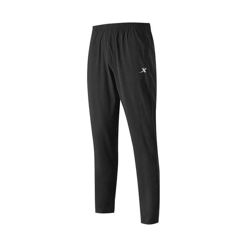 特步 专柜款 男子针织长裤 21年新款 时尚潮流休闲舒适男子长裤979329630235
