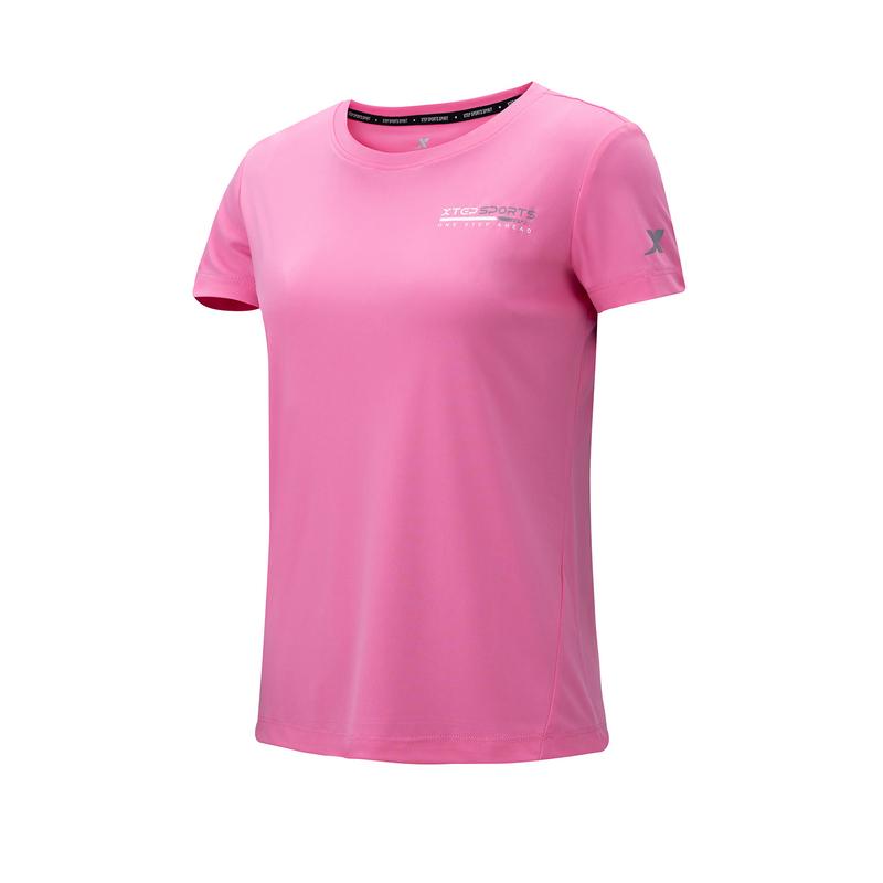 女运动短袖 21年新款快干简约透气T恤879228010348
