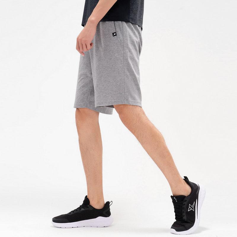 男子针织中裤 21年新款 时尚运动休闲百搭男子五分裤短裤879229610329