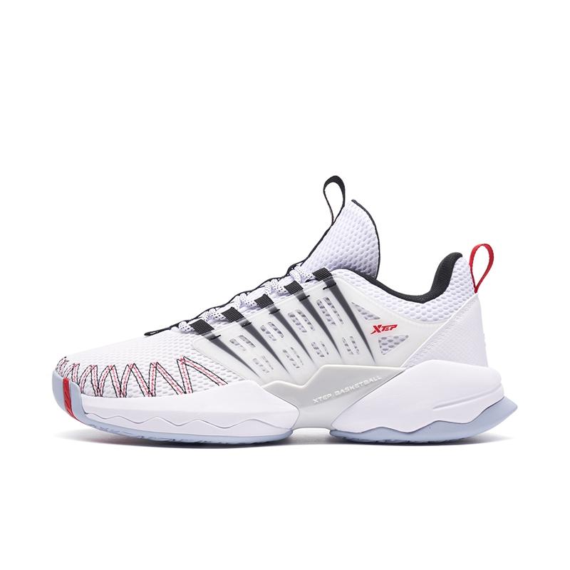 专柜款 男子篮球鞋 21年新款 中帮透气减震舒适男篮球鞋979319120004