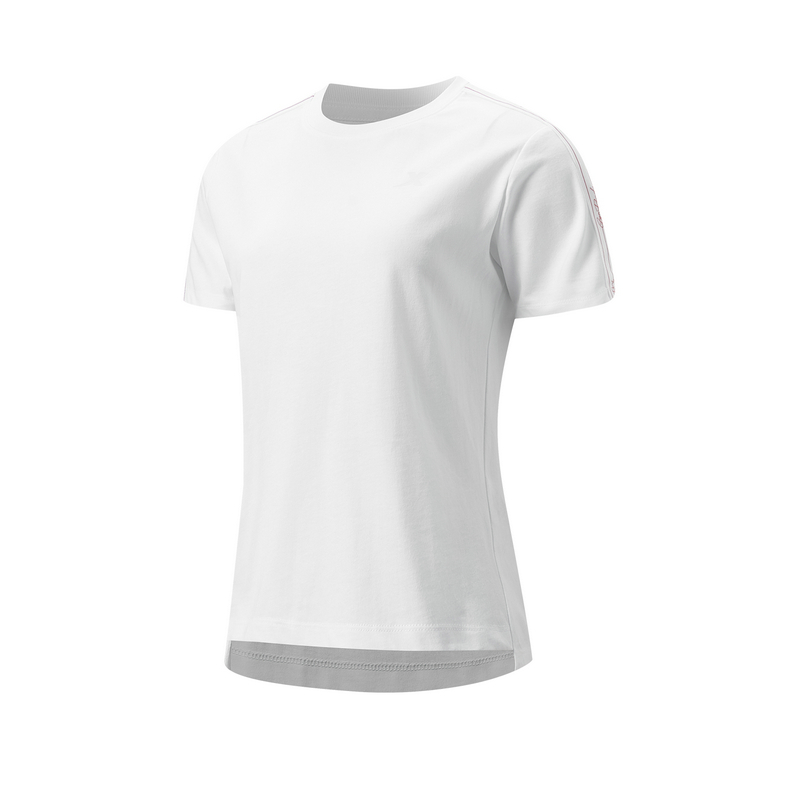 专柜款 女子短袖针织衫 21年新款 综训跑步透气舒适女T恤979328010015